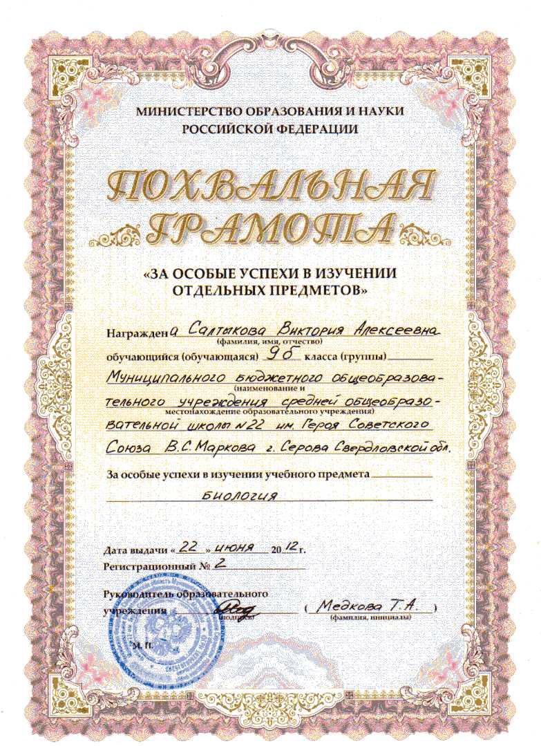 Сертификат Участника Школьной Олимпиады Шаблон Скачать