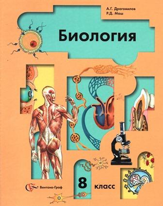 Рабочая программа по класс биологии пономарева 6