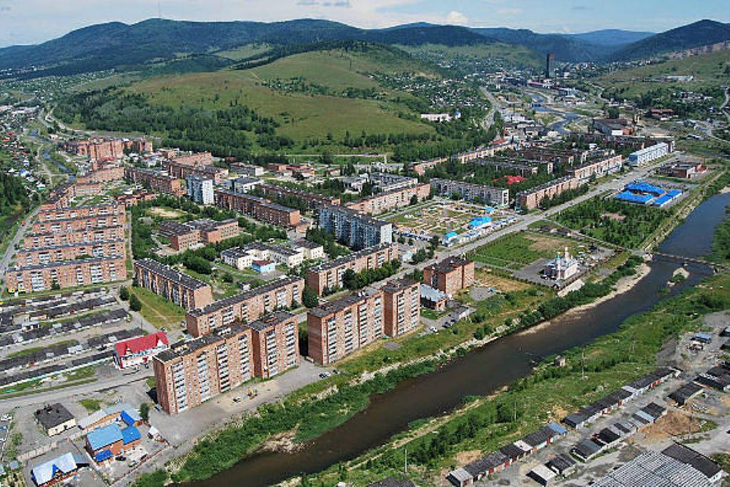 Таштагольский район картинка
