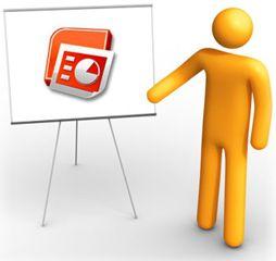 Создание   фона  с помощью  изображения  в презентации PowerPoint